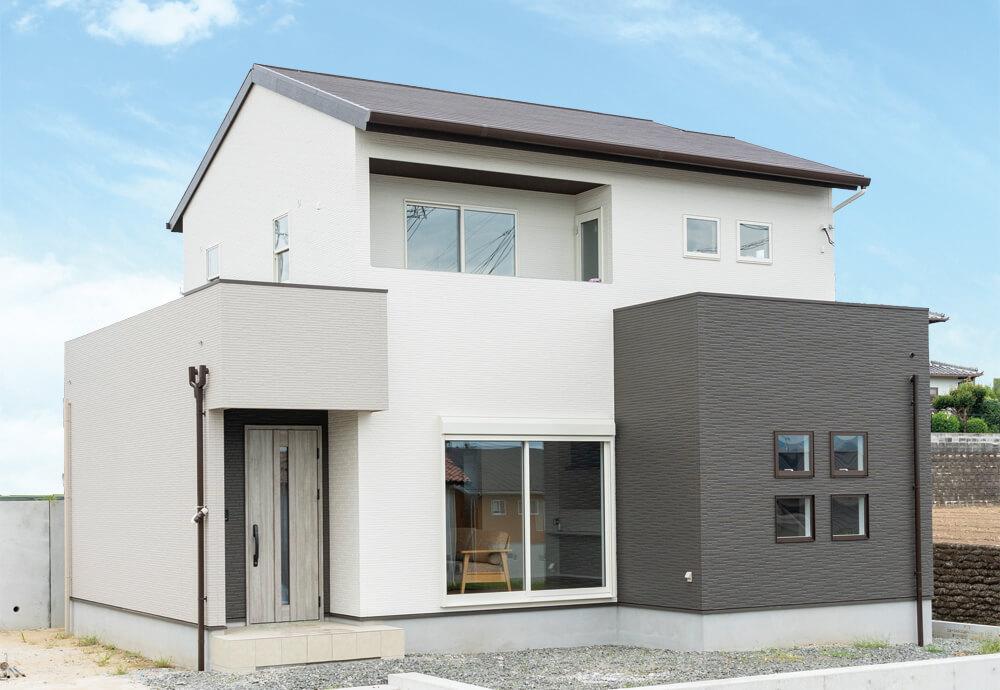 シンプル龍田 9号地モデルハウス